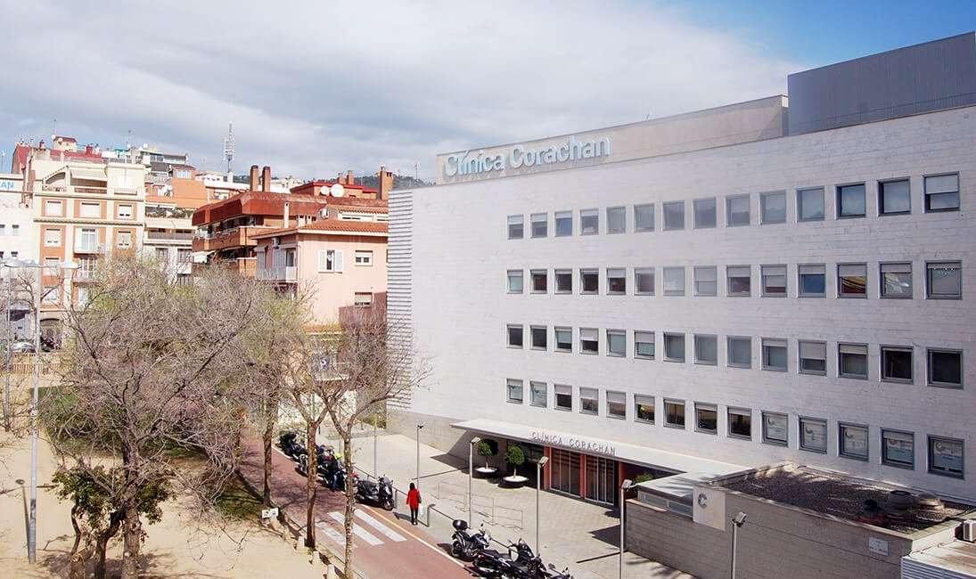 clinica corachan edificio 2